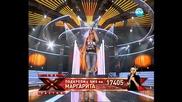 Красавицата Маги - X Factor Концертите Bulgaria