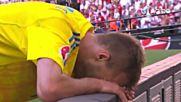 Украйна - Полша 0:0 /първо полувреме/