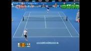 Australian Open 2009 : Федерер - Бердих | 5ти Сет Част 1/4