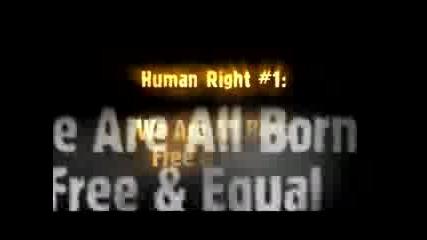 Правата На Човека