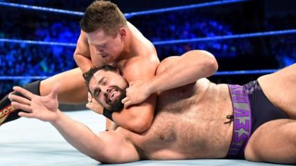 Русев срещу Миз - Gauntlet Match част 4: Разбиване 19.06.2018