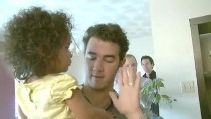 Cambio Goes Home with the Jonas Brothers (dallas, Tx)