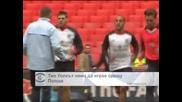 Тио Уолкът няма да играе срещу Полша