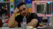 Зорница продължава секси атаката си към Константин - Big Brother: Most Wanted