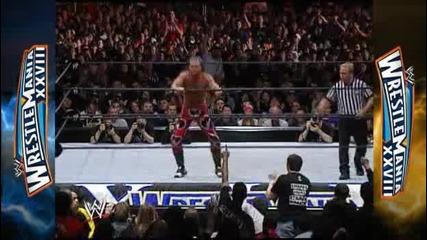 Кечмания 19 : Шон Майкълс - Крис Джерико // Wrestlemania 19 : Shawn Michaels - Chris Jericho