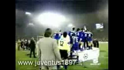 Juventus vs. Ajax - Финал КЕШ 1996г