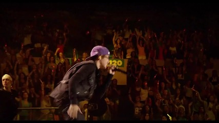 Hd Justin Bieber - Official Trailer for Never Say Never 3d Movie // Филма на Джъсин Бийбър :)