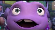 [1/2] У дома - Бг Аудио - анимация / комедия / семеен (2015) Home - animation 720p hd