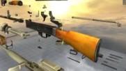 Пълно разглобяване на Ак 47