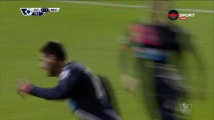 Тотнъм Хотспър - Нюкасъл Юнайтед 1:2