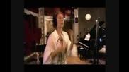 Celine Dion Recording In Studio / Селин Дион в студиото