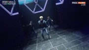 273.1119-9 Exo-intro-growl-overdose-call me baby-beats,monster Mbc Music2016melon Music Awards191116