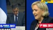 Обвиниха в плагиатство на реч крайнодясната Марин льо Пен
