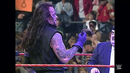 The Undertaker vs. Mankind: April 28, 1996
