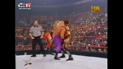 Wwf 2001 - Chris Jericho & Chris Benoiot vs Edge & Christian