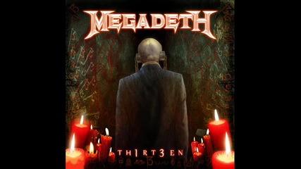 Megadeth - 13[sub]