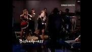 David Bisbal Mi Princesa y Esclavo de sus besos en vivo en Gran Hermano / Big Brother