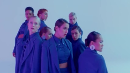 Dua Lipa - Idgaf (official Music Video) new winter 2018