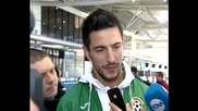 ВИДЕО: Изказването на Станислав Манолев преди да замине за Анталия за мача на националния отбор