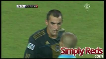 Филаделфиа Юниън - Манчестър Юнайтед 0:1