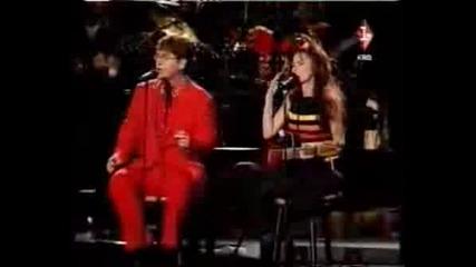 Shania Twain And Elton John.avi