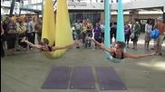 Въздушна йога