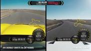 2015 Chevrolet Corvette Z06 vs. 2015 Nissan Gt-r Nismo!