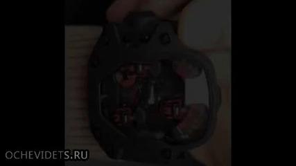 Ръчни часовници със зашеметяващ дизайн на механизмите!