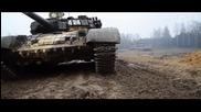 Съветски танк • Т-72б •
