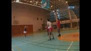 Голи И Смешни - Секси Волейбол(Скрита Камера)