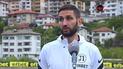 Тунчев: Радвам се, че подходихме сериозно