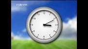 Часовникът с 1 час напред, тази нощ в 03:00 !
