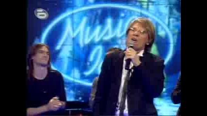 Music Idol 11.03. Финала - Васил Найденов