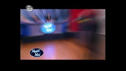 Фънки За Пореден Път Разстрои Кандидатите(music Idol)
