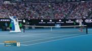 Federer vs. Nishikori - Australian Open 2017 R4 Espn Highlights