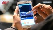 Samsung Galaxy Note 2 -- голям телефон с големи възможности