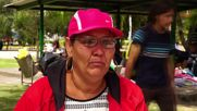 Ecuador: Hundreds of Cuban migrants occupy La Carolina Park, Quito
