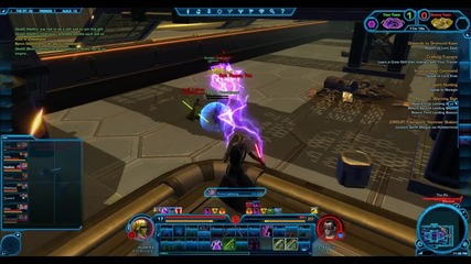 Sorcerer Pvp - Huttball Strategy - Star Wars The Old Republic - 1