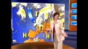 Голям смях пада в немска телевизия в прогнозата за времето