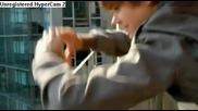 Justin Bieber пее Baby през мегафон в Германия - Май 20, 2010 - Cologne, Germany
