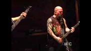 Slayer - Disciple (шоуто На Хенри Ролинс)