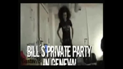 Bill Kaulitz You Can Dance {get Tipsy}