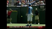 Indian Wells 2007 Final Rafael Nadal - Novak Djokovic