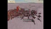 Rome Total War Online Battle # 48 Rome Vs Greek City - States