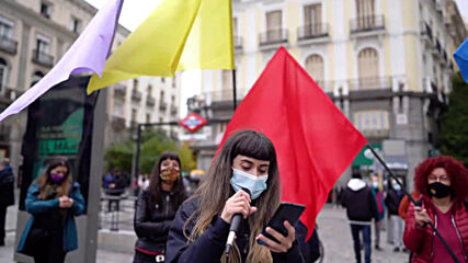 Spain: Madrilenos demand resignation of Community Pres Ayuso over pandemic response