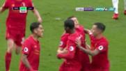 Манчестър Сити - Ливърпул 1:1 19.3.2017 Всички Голове