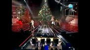 X - Factor Bulgaria: Коледен концерт (07.12.2011) - част 1/2