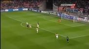 Ajax vs.manchester City 0-1 Nasri 22'
