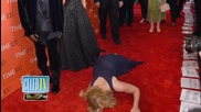 See Amy Schumer Bows Down to Kimye