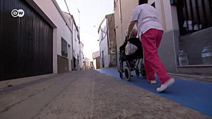 Испания: как спасиха едно село от изчезване
